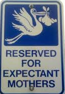 Expectant Mothers Parking